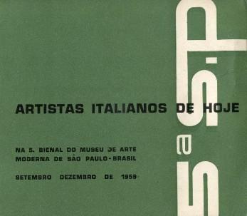 1959 - San Paolo del Brasile