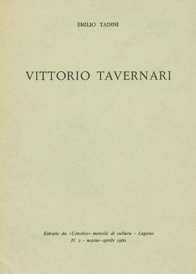 1960 - E. Tadini