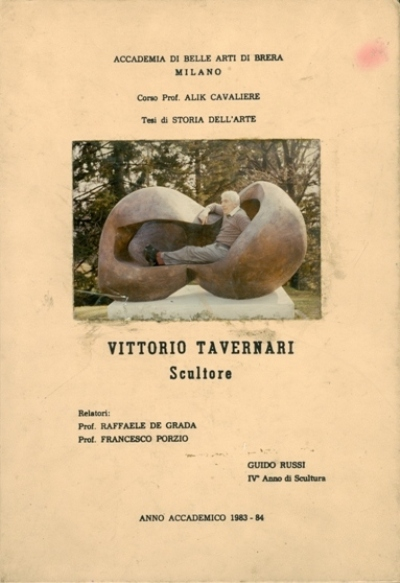 1983-84 - Tesi G. Russi