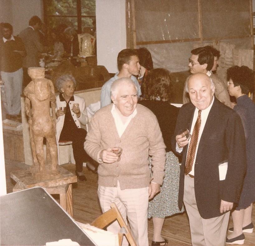 1986 - Ezio Bassani e Tavernari a Barasso