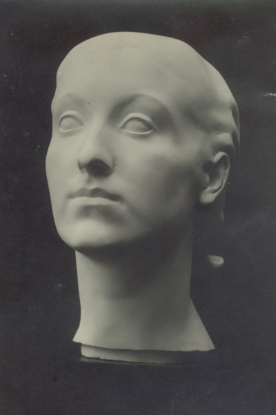 Ritratto della sorella Carla