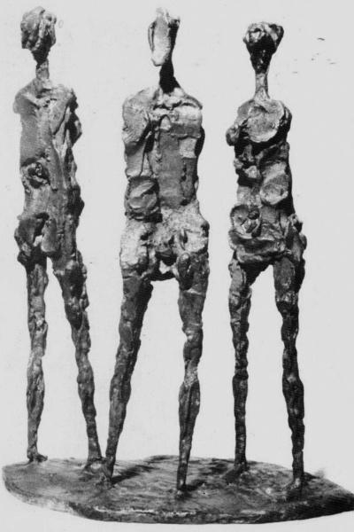 Tre figure femminili