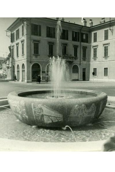 Formelle della Fontana di Gallarate