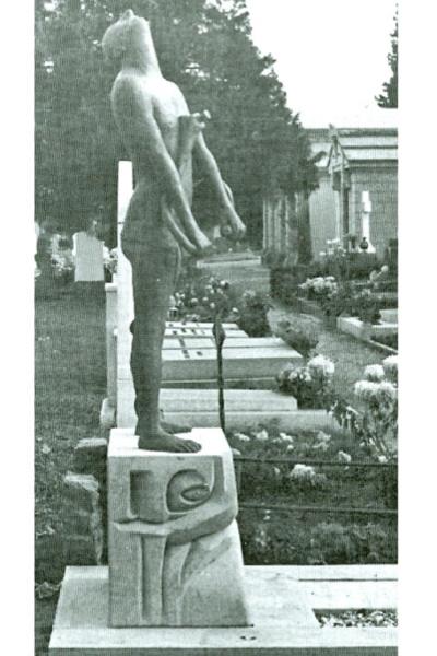 Monumento funebre a W. Marcobi